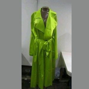 f1818aceb7c We Are Leone Jackets & Coats - We Are Leone Tallulah Silk Trench Size S/
